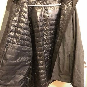 XXL The North Face Thermoball Triclimate Jacket